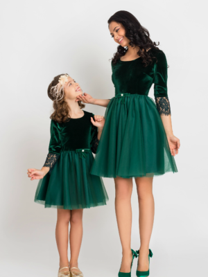 Mother Daughter Matching Dresses